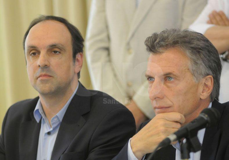 José Corral destacó los anuncios de beneficios sociales realizados hoy por el presidente Macri.