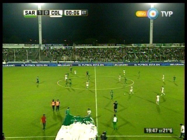 Mirá el puntaje de los jugadores de Colón contra Sarmiento