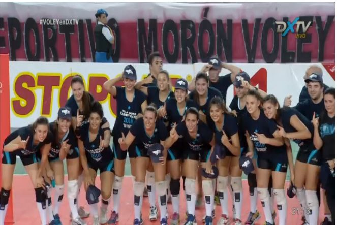 Villa Dora se consagró campeón de Liga Argentina
