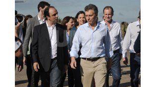 De recorrida por las zonas afectadas Macri ratificó obras para Santa Fe