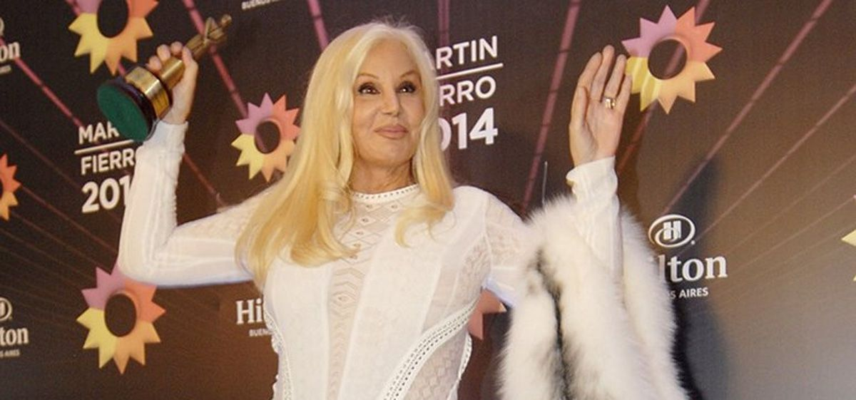 La mayor polémica de las nominaciones a los Premios Martín Fierro: Susana Giménez