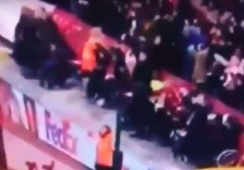 Milagro: se levantaron de sus sillas de ruedas para festejar un gol