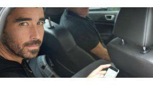 Nacho Viale aclaró si recibió plata o no por el polémico servicio Uber