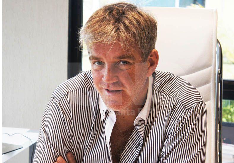 Enrique Ariotti pasará de vice segundo a ser el presidente sabalero.