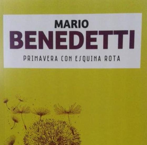 Este viernes llevate el libro de Mario Benedetti