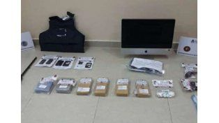 Incautaron 51 kilos de cocaína y desarticularon una banda criminal