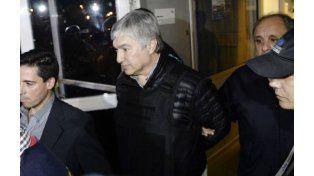 El empresario seguirá detenido en el penal de Ezeiza.