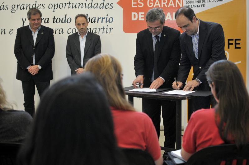 El Municipio y la UNL trabajarán en la prevención de enfermedades del mosquito