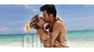 Las románticas vacaciones de Laurita Fernández y Fede Hoppe