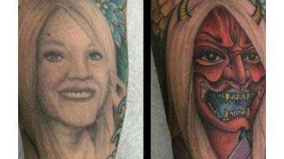 El antes y el después de una esposa que decidió pedir el divorcio.