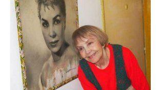 Elcira Olivera Garcés tuvo una prolífica vida actoral.