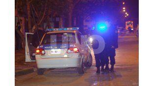 Patrullaje. La intención del ministerio es desburocratizar el trabajo policial / Foto: José Busiemi - Uno Santa Fe