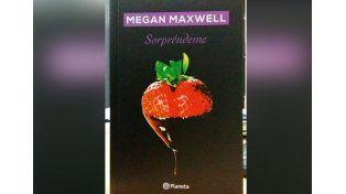 Este miércoles pedí la novela de Megan Maxwell