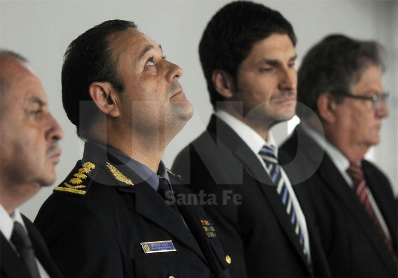 Trabajo. Es lo que prometió el nuevo jefe de la Policía de la provincia