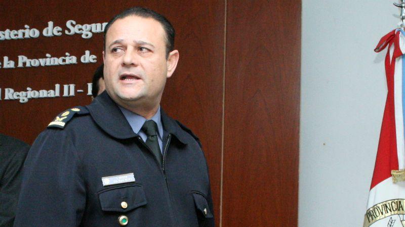 Luis Bruschi asume la jefatura de la policía provincial.