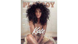 La bailarina panameña de Tinelli se desnudó para Playboy