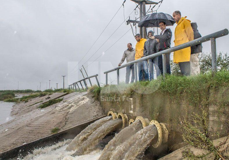 Nuevo informe del Centro de Operaciones por la crecida y las lluvias