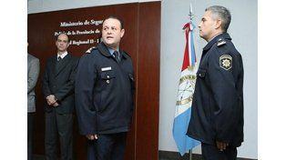 Actualmente conduce la Policía de Investigaciones de la provincia de Santa Fe (PDI).