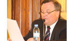 Energía: Michlig pidió una disminución del componente impositivo nacional