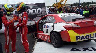 Matías Rossi se impuso en el Súper TC 2000 que se corrió en el autódromo de Rosario