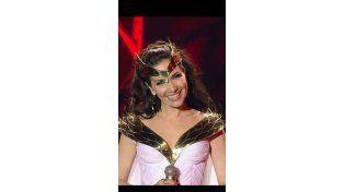 Toda una reina: Natalia Oreiro cantó ante 30 mil personas en Rusia