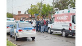 Violento asesinato de una docente en Rafaela