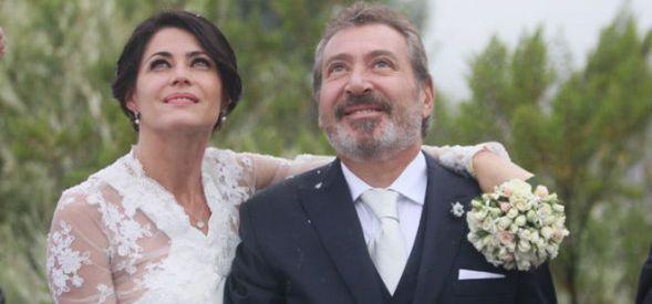 La intimidad de la boda de Pamela David y Daniel Vila