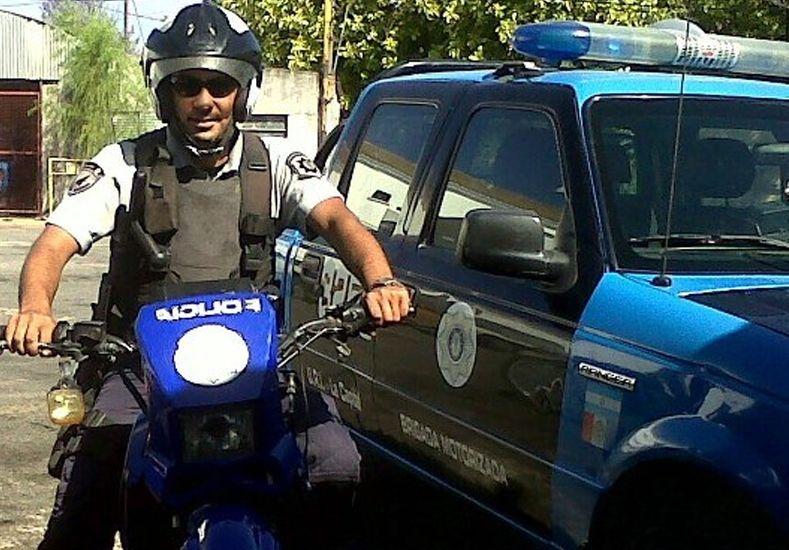 Una calle del barrio Policial llevará el nombre de Damián Martinet