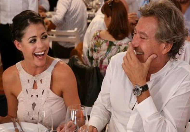 Pamela David y Daniel Vila se casaron