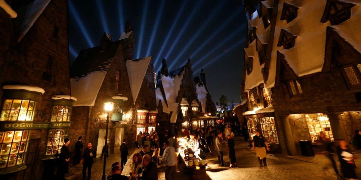 Así es The Wizarding World: el mundo de Harry Potter creado por Universal Studios