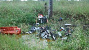 Santo Tomé: rompieron y robaron partes de un transformador de la EPE