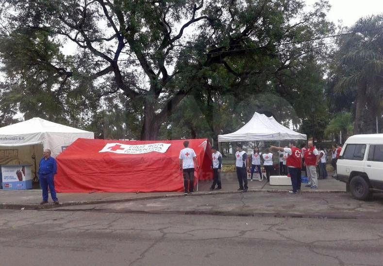 Los fieles peregrinan para celebrar la Fiesta de Guadalupe en Santa Fe