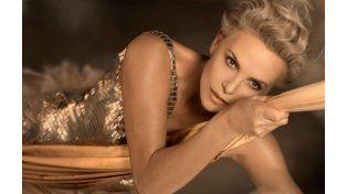 La bella y sensual actriz sudafricana Charlize Teron.