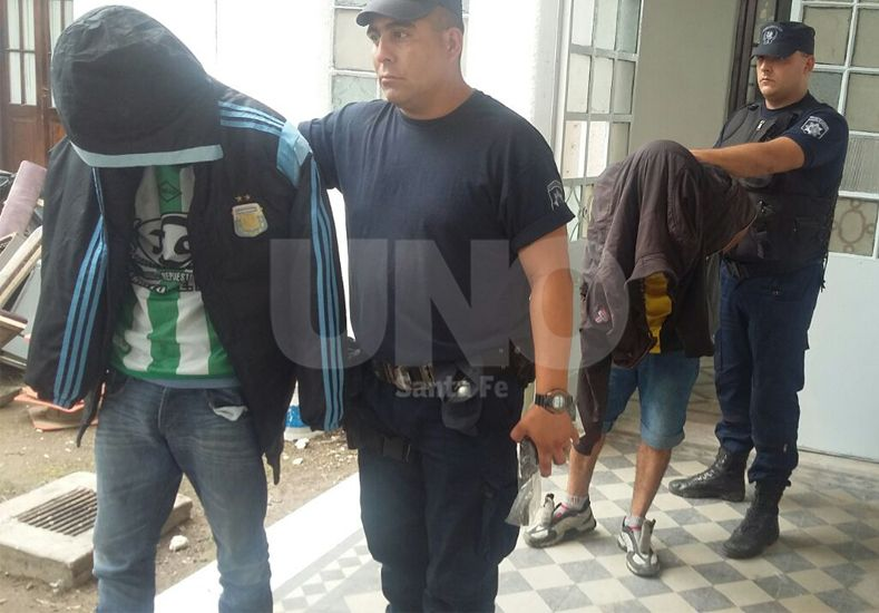 En Bº Roma. El imputado fue detenido cuando vecinos denunciaron una balacera por la zona.