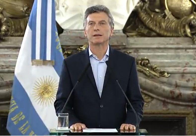 Macri afirmó que se presentará a la justicia por Panama Papers