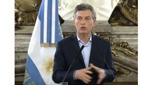 EN VIVO: Tras su imputación en los #PanamáPapers, Macri realiza anuncios