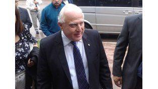 Lifschitz destacó el avance de los acuerdos de las localidades del norte.  Gentileza Julio Palacio.
