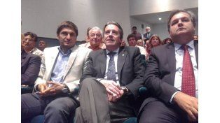 Los ministros participaron de las reuniones técnicas que se desarrollaron en los días previos a las jornadas. Foto: Foto gentileza Julio Palacio.