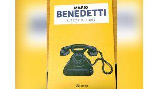 Pedí este viernes un nuevo libro de Mario Benedetti