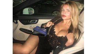 Esta voluptuosa joven es considerada la Kim Kardashian rusa.