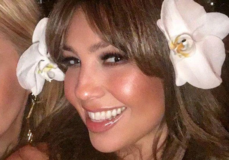 Thalía lucha contra una grave enfermedad