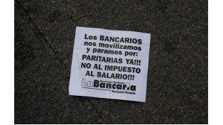 Los bancos no abrirán sus puertas el próximo jueves 14 de abril. (Foto de archivo)