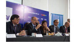 Albor Cantard encabezó la apertura del 75° Plenario de Rectores del Consejo Interuniversitario Nacional
