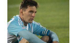 Tiembla la Selección: Messi podría perderse el debut de la Copa América