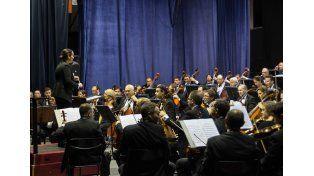 La Sinfónica santafesina abre la temporada 2016