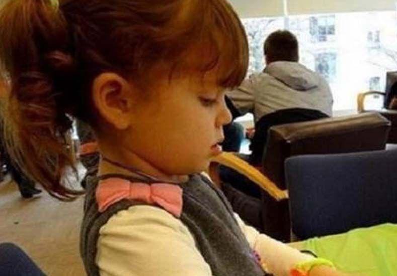 El Papa Francisco recibió a la niña que pidió verlo antes de quedarse ciega