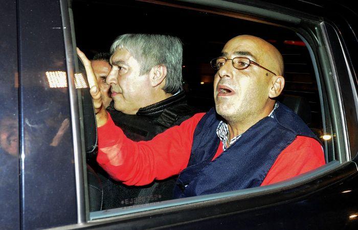 Espero que hagan lo mismo con Cristina, dijo Báez al ser detenido