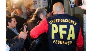 El empresario fue detenido hoy en el aeropuerto de San Fernando por orden del juez Casanello.