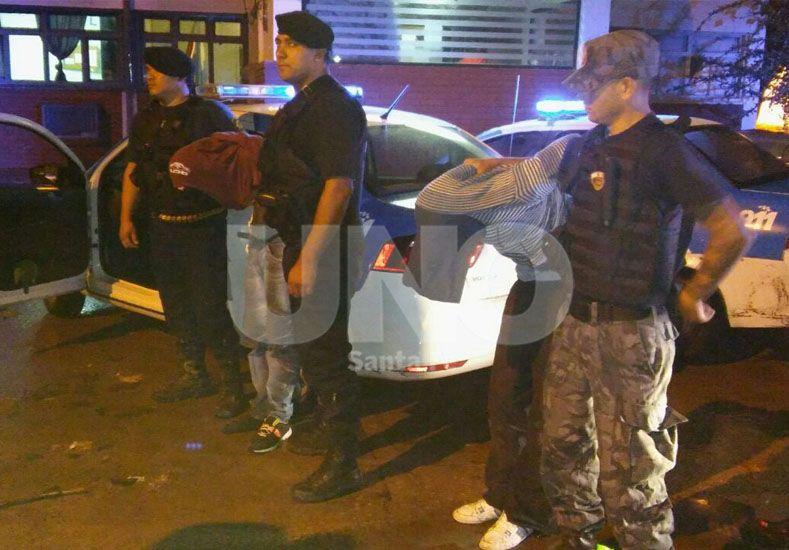 Recapturaron a tres delincuentes que se fugaron de la Comisaría 25° de B° El Pozo