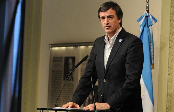 El ministro de Educación y Deportes de la Nación